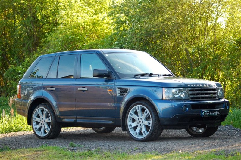 used Land Rover Range Rover Sport 2007/07 TDV6 SPORT HSE Auto in essex