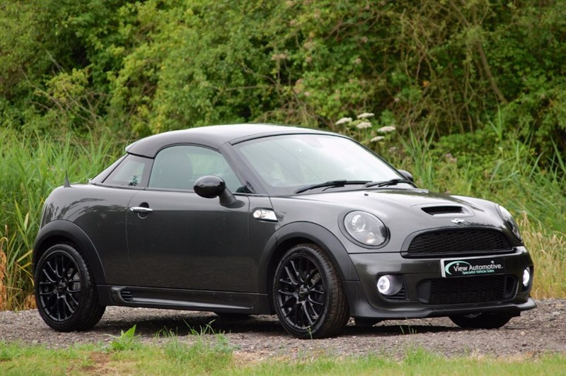 used MINI Coupe 2011/61 COOPER SD FULL JCW  in essex