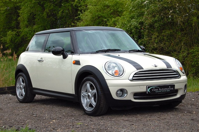 used MINI Hatch 2007/07 COOPER 1.6 Manual in essex