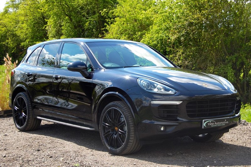 used Porsche Cayenne 2015/15 D V8 S TIPTRONIC S in essex