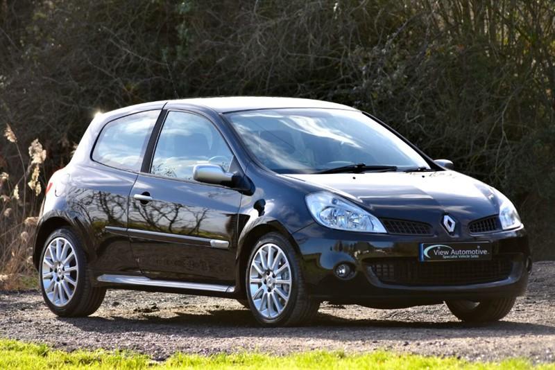 used Renault Clio 2008/08 RENAULTSPORT 197 in essex