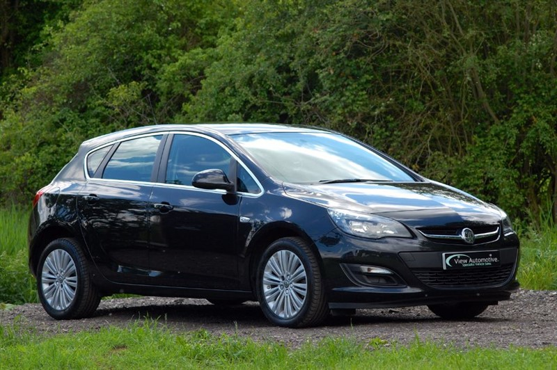 used Vauxhall Astra 2015/15 1.4 EXCITE 5 DOOR in essex