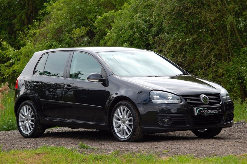 used VW Golf 2008/08 GT SPORT 1.4 TSI 5 DOOR MANUAL in essex