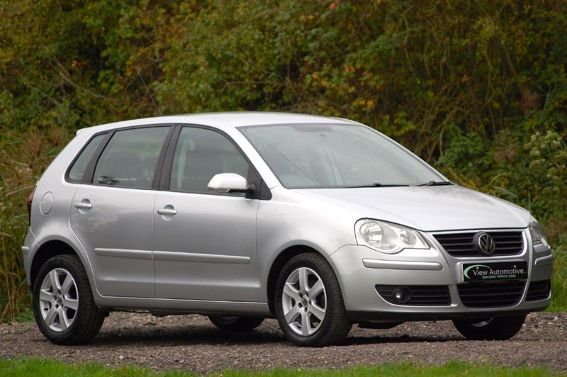 used VW Polo 2009/09 1.4 MATCH 5 DOOR PETROL MANUAL in essex