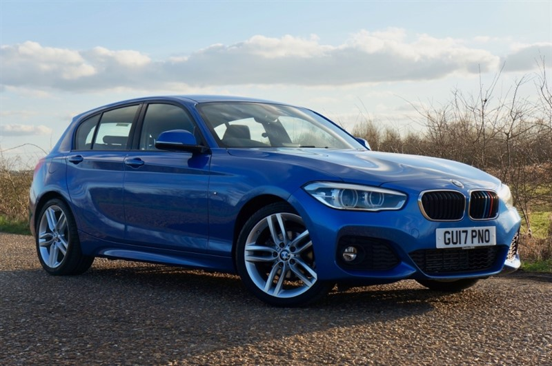 used BMW 118i 118I M SPORT in cambridge