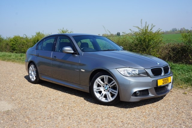 used BMW 320d M SPORT in cambridge
