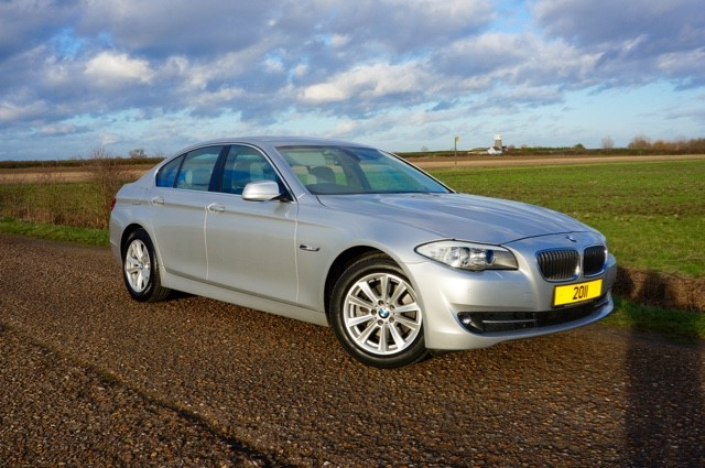 used BMW 520d SE in cambridge
