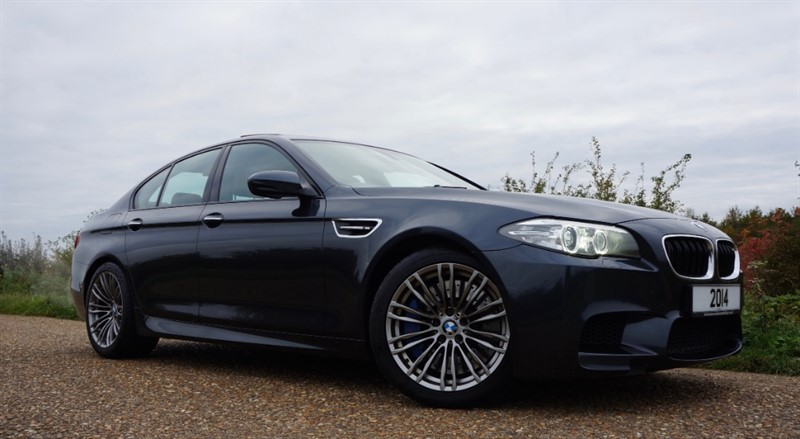 used BMW M5  in cambridge