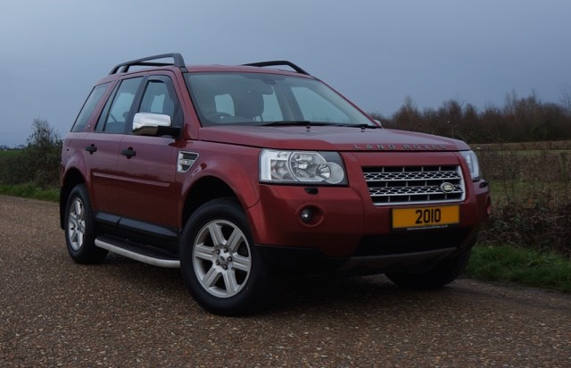 used Land Rover Freelander TD4 E GS in cambridge