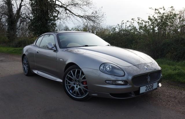 used Maserati Gransport V8 in cambridge
