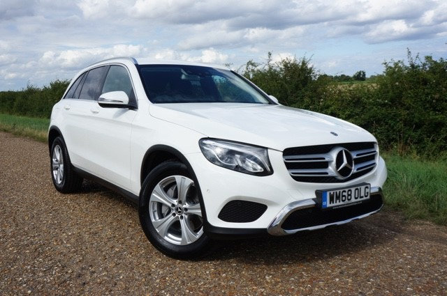 used Mercedes 220 GLC  D 4MATIC SPORT in cambridge