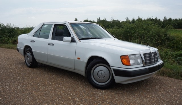used Mercedes 230 230E in cambridge