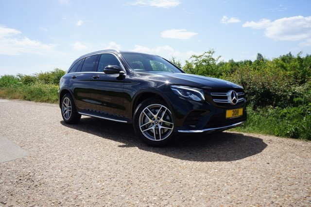 used Mercedes 250 GLC  4MATIC AMG LINE in cambridge