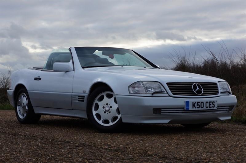 used Mercedes 300SL SL in cambridge