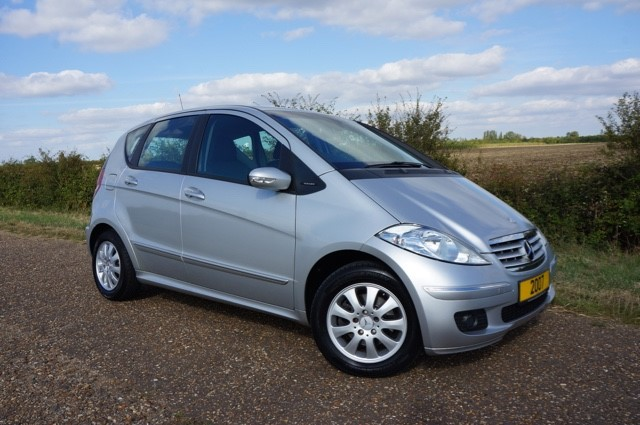 used Mercedes A170 ELEGANCE SE in cambridge
