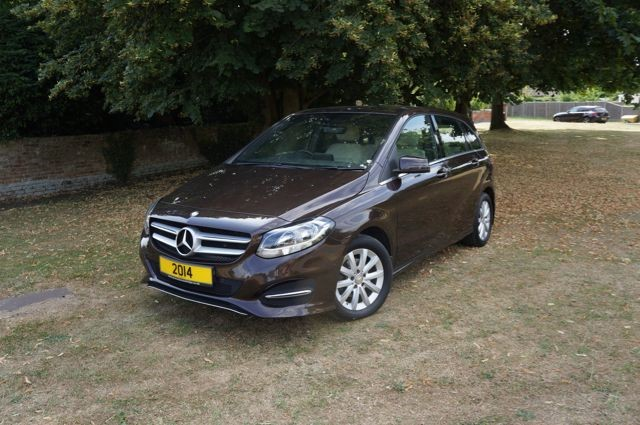used Mercedes B180 CDI SE EXECUTIVE in cambridge