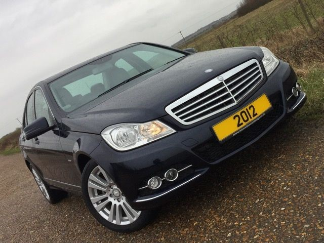 used Mercedes C220 CDI BLUEEFFICIENCY ELEGANCE in cambridge
