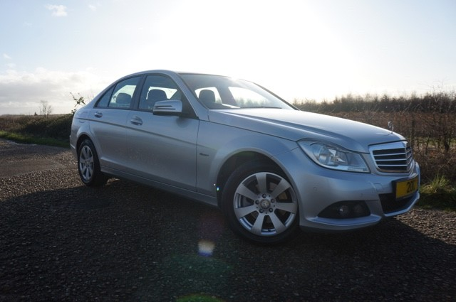 used Mercedes C220 CDI BLUEEFFICIENCY SE in cambridge
