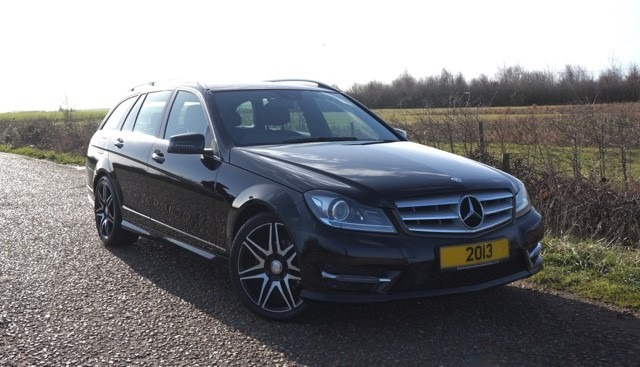used Mercedes C250 CDI BLUEEFFICIENCY AMG SPORT PLUS in cambridge