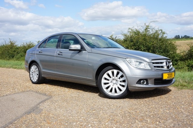 used Mercedes C250 CDI BLUEEFFICIENCY ELEGANCE in cambridge