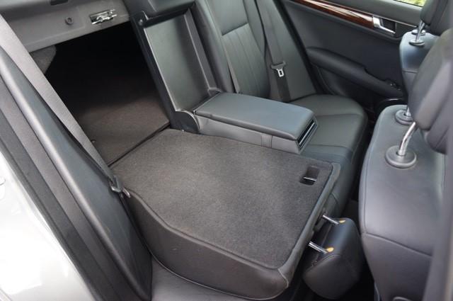Used Palladium Silver Mercedes C250 For Sale | Cambridgeshire