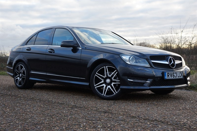 used Mercedes C350 CDI BLUEEFFICIENCY AMG SPORT PLUS in cambridge