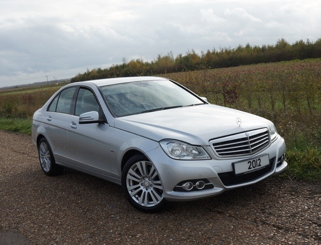 used Mercedes C350 CDI BLUEEFFICIENCY ELEGANCE in cambridge