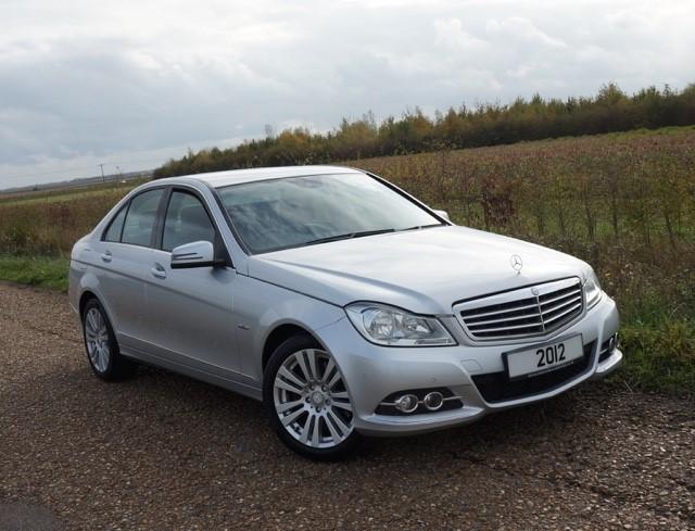 used Mercedes C350 CDI BLUEEFFICIENCY ELEGANCE in cambridge