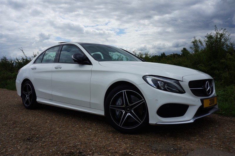 used Mercedes C43 AMG AMG C 43 4MATIC PREMIUM in cambridge