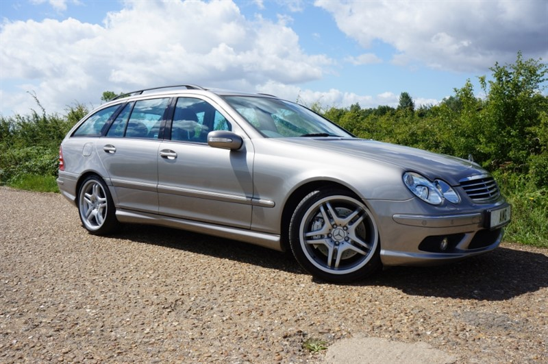used Mercedes C55 AMG  in cambridge