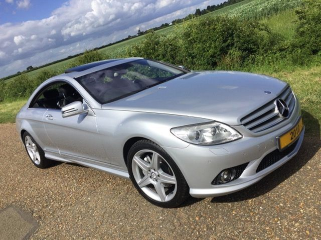 used Mercedes  CL CL500 in cambridge