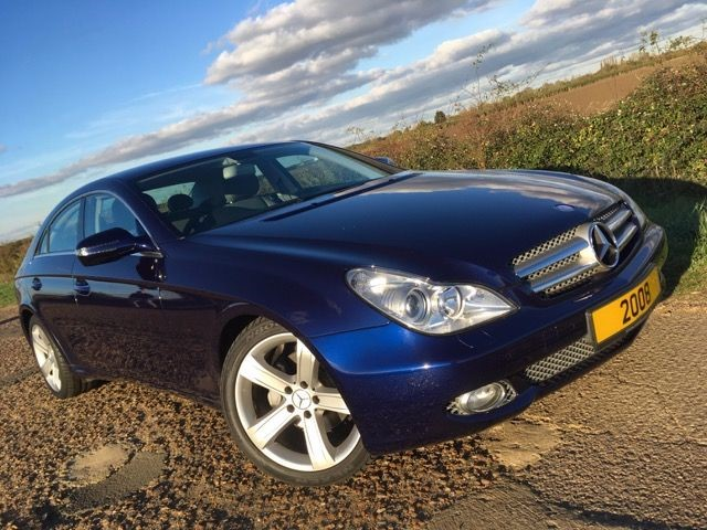used Mercedes CLS CLS320 CDI in cambridge