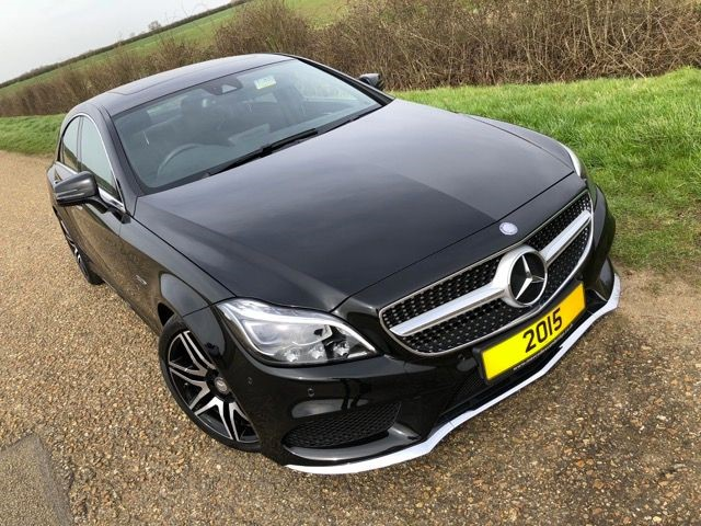 used Mercedes CLS CLS400 AMG LINE in cambridge
