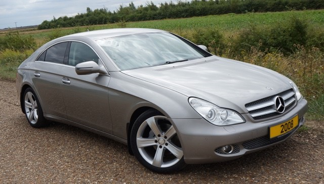 used Mercedes CLS320 CDI CLS320 CDI in cambridge