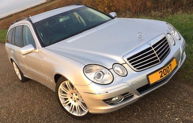 used Mercedes E280 CDI SPORT in cambridge