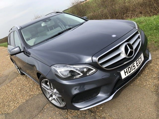 used Mercedes E350 BLUETEC AMG LINE PREMIUM in cambridge