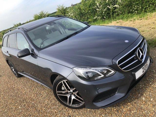used Mercedes E350 BLUETEC AMG NIGHT EDITION PREMIUM in cambridge