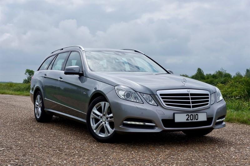 used Mercedes E350 CDI BLUEEFFICIENCY AVANTGARDE in cambridge