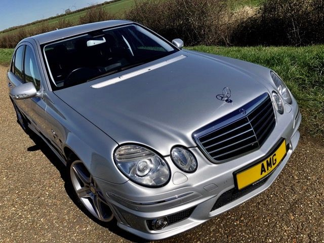 used Mercedes E63 AMG  in cambridge