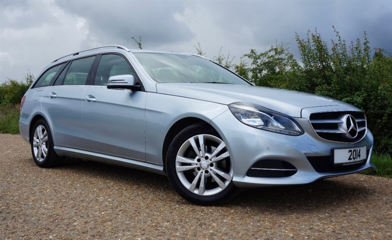 used Mercedes E220 CDI SE in cambridge