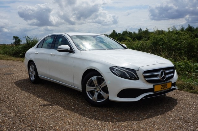 used Mercedes E220 D SE in cambridge