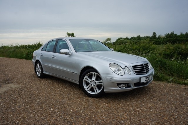 used Mercedes E280 CDI AVANTGARDE in cambridge