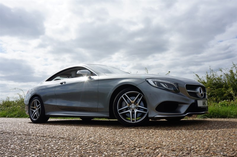 used Mercedes S500 AMG LINE in cambridge