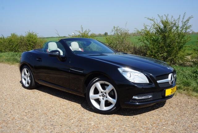 used Mercedes SLK200 SLK200 BLUEEFFICIENCY in cambridge