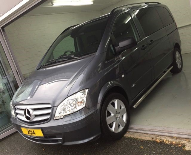 used Mercedes Vito 122 CDI DUALINER SPORT in cambridge