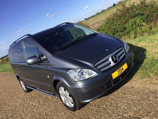 used Mercedes Vito 122 CDI DUALINER SPORT in cambridge
