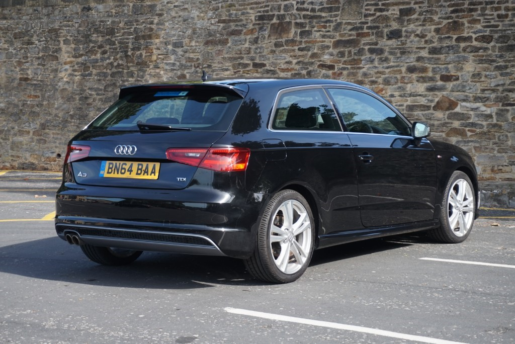 Hatchback Used Audi A3 for Sale | North Yorkshire