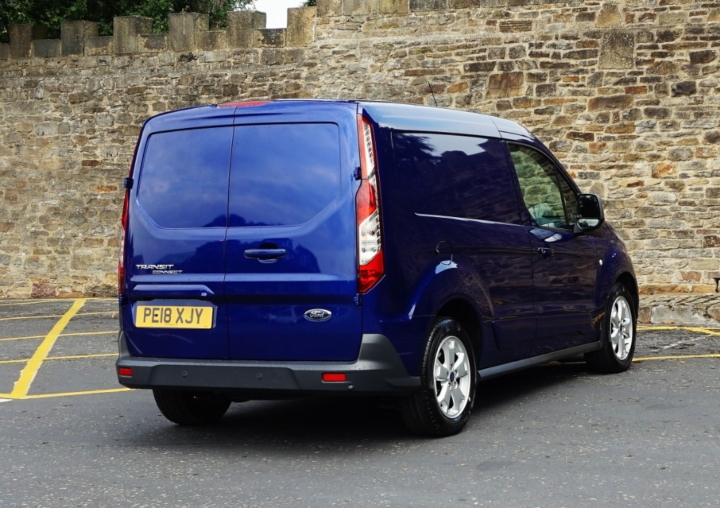 Van Used Ford Transit Connect for Sale   North Yorkshire