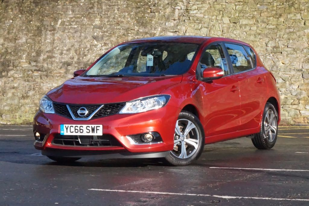 used red nissan pulsar for sale north yorkshire. Black Bedroom Furniture Sets. Home Design Ideas