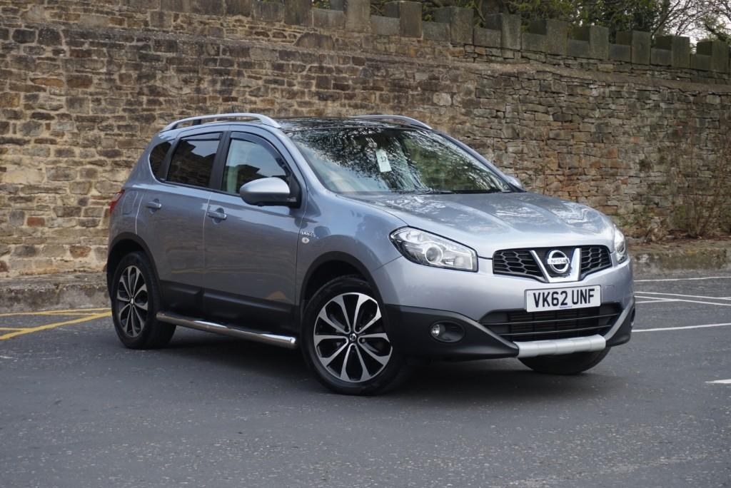 Hatchback Used Nissan Qashqai for Sale   North Yorkshire